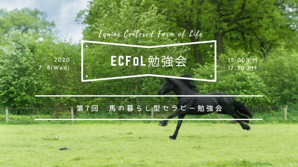 第7回 ECFoL勉強会